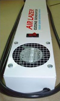An ozone generator.