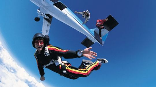 10 Things That Can Go Wrong in Air Sports