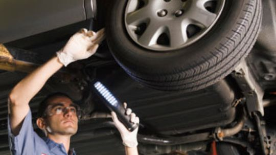 How Air Suspension Systems Work