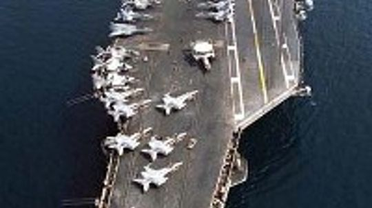 How Aircraft Carriers Work