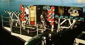 """""""The lens"""" on the USS John F. Kennedy"""