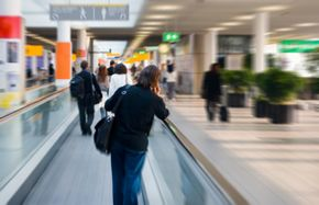 E-tickets allow passengers to travel more efficiently.