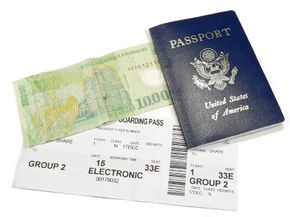 E-ticket holders receive electronic boarding passes.