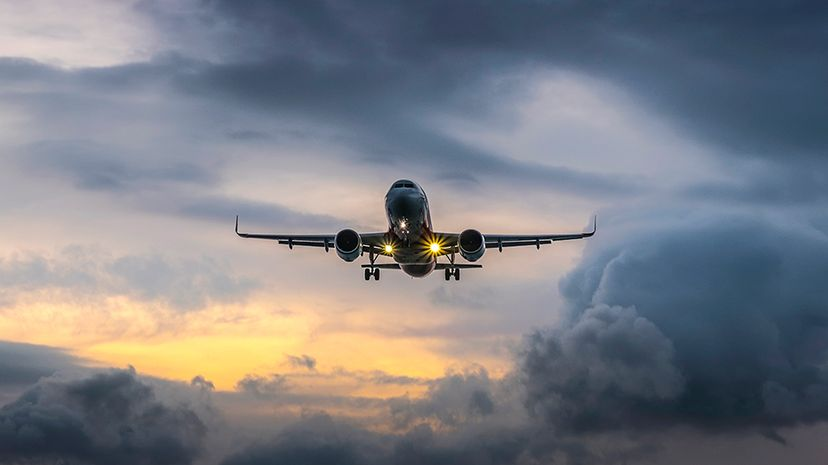 What tools do airline pilots use to predict upcoming bumpy air? Pone Pluck/Getty Images