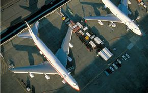 Can airlines go green? Check out these flight pictures to learn more.