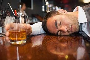 If one drink makes you feel good, why do five make you feel like throwing up or passing out?