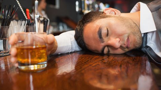 How Does Alcohol Make You Drunk?