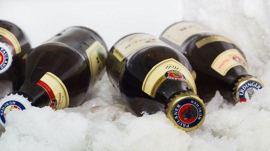 Does Alcohol Freeze?