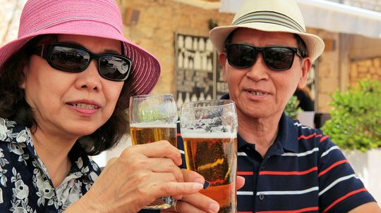 American Women, Seniors Drinking More Than Ever