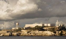 The Alcatraz prison closed in 1963.