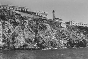 Alcatraz may not have been escape-proof, but that doesn't mean it was easy to break out.