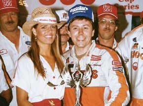 Alan Kulwicki's 1992 NASCAR title gave hope to drivers everywhere. See more pictures of NASCAR.