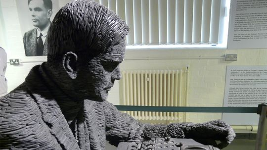 How Alan Turing and His Test Became AI Legend