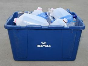 In the late 1990s single-stream recycling emerged. Suddenly, laziness didn't hold water as an excuse not to recycle.