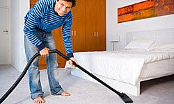 Cleaning bedding regularly is critical to keep allergens at bay in the bedroom. See more green living pictures.