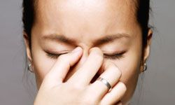 Allergic reactions aren't just in your head.