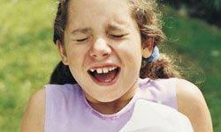 Children may outgrow food allergies only to develop another.