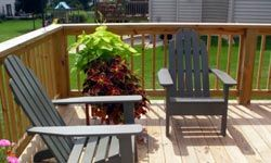 Adding a deck is one of the top five ways to stretch remodeling dollars.