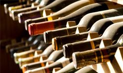 Wine should be stored between 55 and 58 degrees Fahrenheit and at 60 to 75 percent relative humidity.