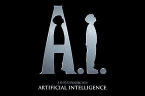 AI artificial intelligence poster