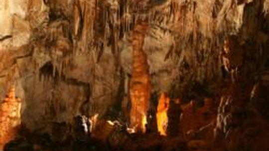 Amazing Cave Pictures