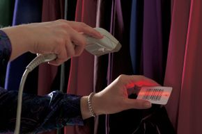 The NCP may give some panelists a hand scanner to keep track of the items they purchase.