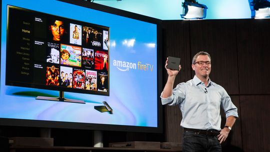 How Amazon Fire TV Works