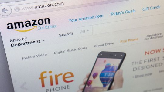 How the Amazon Fire Phone Works