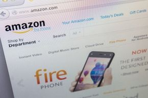 From the product announcement right up to launch, Amazon was heavily promoting its new smartphone on its main site.