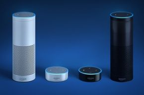 The Amazon Echo got a tiny sidekick, the Dot, in March 2016.