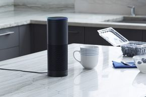 Alexa can keep you company just about anywhere in your home.