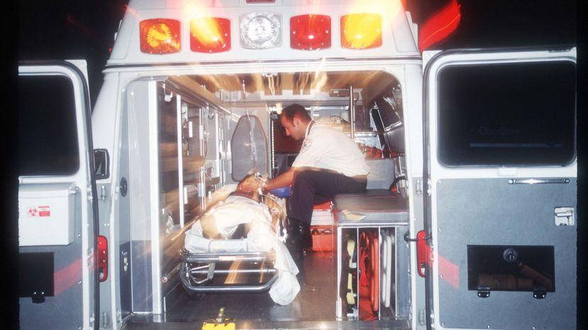 911, ambulance
