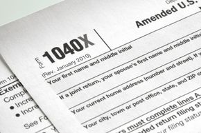 The 1040X can be used to correct mistakes on a few different tax forms.