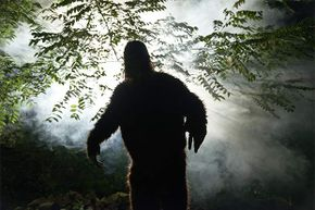 Why do people still believe in the mythical hairy beast that hides in the woods?