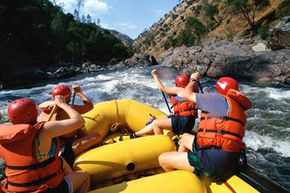 American Whitewater works to preserve the natural state of U.S. rivers.
