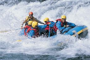 American Whitewater is all about the river.
