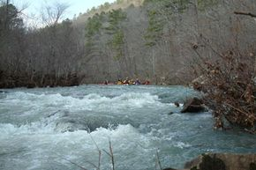 Many individual members are whitewater enthusiasts.