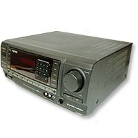 Audio Tech Image Gallery A home stereo amplifier and receiver in one unit. See more audio tech pictures.