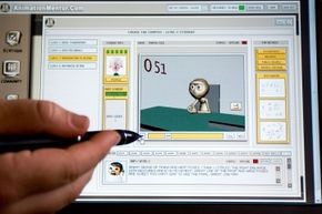 At the end of the day, animation software is simply another tool to express creative ideas.