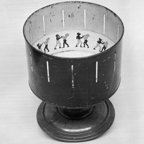 We've come a long way since the days of the zoetrope.