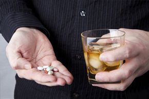 Three antibiotics are known for causing the most problems if you mix them with alcohol: metronidazole (most common brand name: Flagyl), tinidazole (Tindamax) and trimethoprim-sulfamethoxazole (Bactrim).