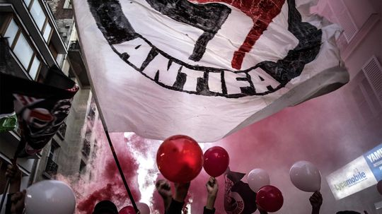 What Exactly Is Antifa and How Does It Work?