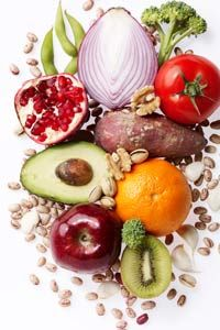 Antioxidant-rich foods can have a positive effect on your skin's health and appearance.