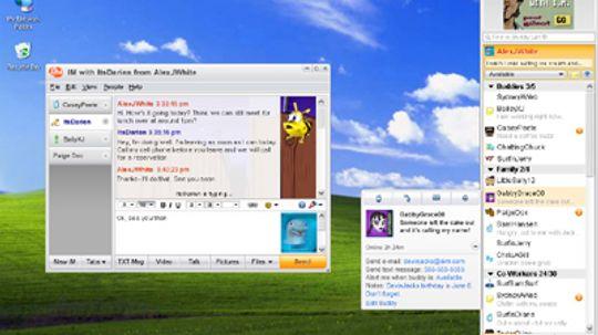 How AOL Instant Messenger Works