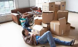 Make sure the floors are in good shape before you move in.