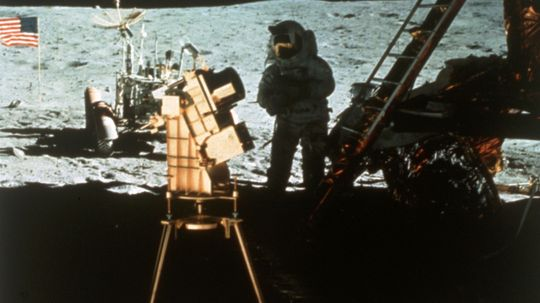 Why Do Some People Believe the Moon Landings Were a Hoax?
