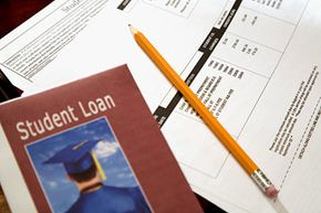 College is expensive -- applying for student loans can help you manage the cost.