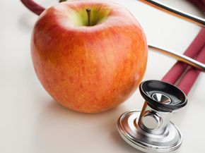 Can an apple a day keep the stethoscope away?