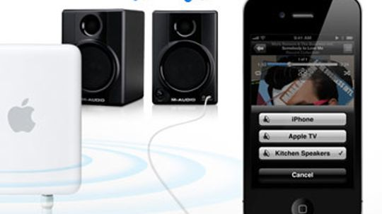 How Apple AirPlay Works