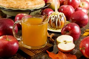 Keep yourself warm with this winter staple. See more pictures of apples.